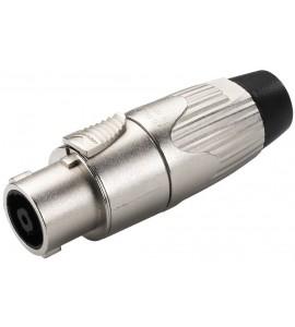 NLT-8FX, SPEAKON plug