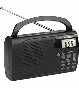 PRENOSNÉ RÁDIO FM/AM S BUDÍKOM