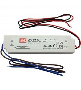 ZDROJ 12VDC/5A(60W) PRE LED