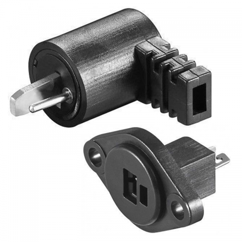 Reproduktorové DIN konektory | VIACEJ.sk