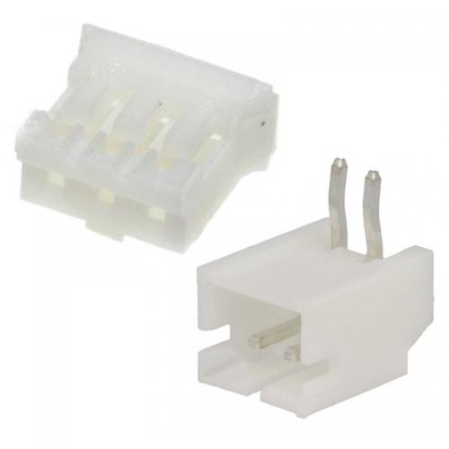 Signálové NX konektory; Raster: 2mm | VIACEJ.sk
