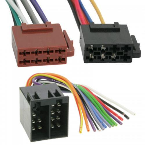 ISO konektory pre autorádio | VIACEJ.sk