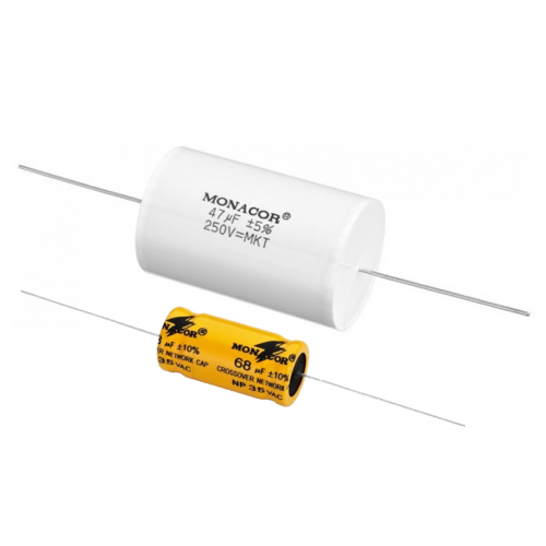Bipolárne, MKT a MKP audio kondenzátory | VIACEJ.sk