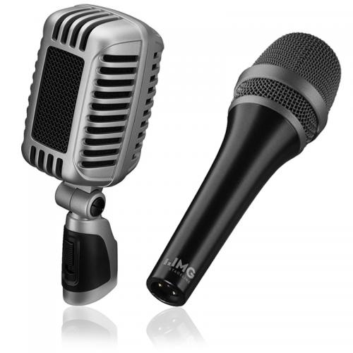 Mikrofóny pre zvukárov, DJov a muzikantov | VIACEJ.sk