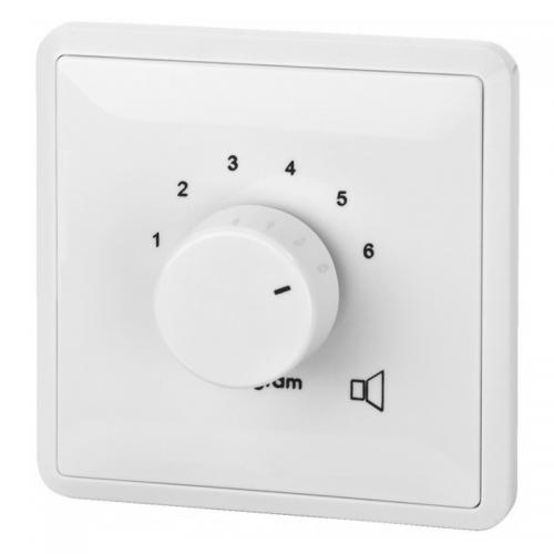 Regulátory hlasitosti pre montáž PA ozvučenia | VIACEJ.sk