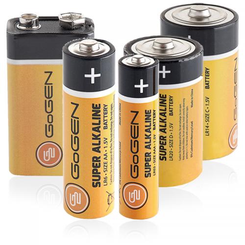 Spotrebné batérie pre bežné použitie | VIACEJ.sk