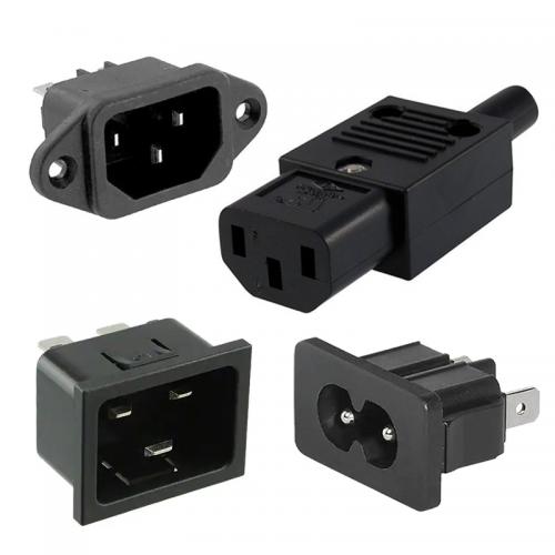 Napájacie IEC60320 zásuvky a zástrčky | VIACEJ.sk