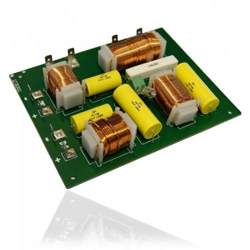 Frekvenčné výhybky na výrobu reproboxov | VIACEJ.sk
