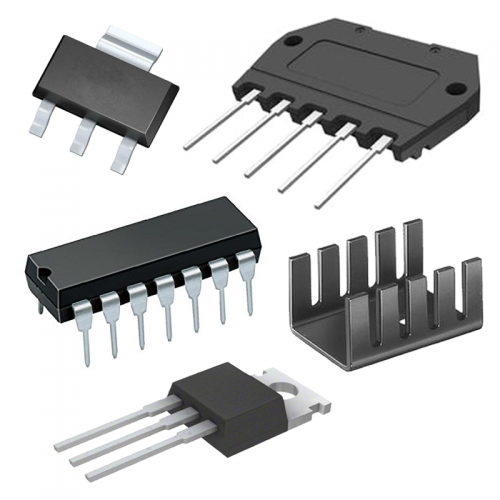 Polovodičové elektronické súčiastky | VIACEJ.sk