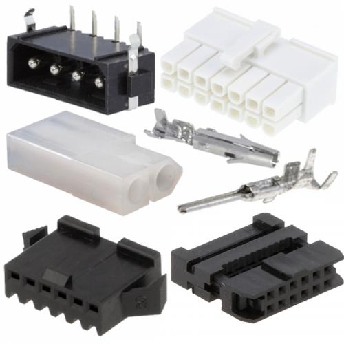 Pripájacie komponenty pre signál v DPS | VIACEJ.sk