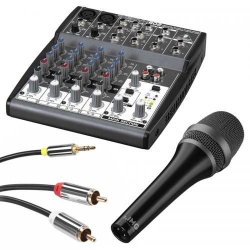 Príslušenstvo pre DJ, zvukárov a muzikantov | VIACEJ.sk