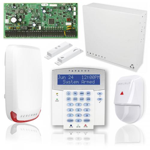 Komponenty pre profesionálne alarmsystémy | VIACEJ.sk
