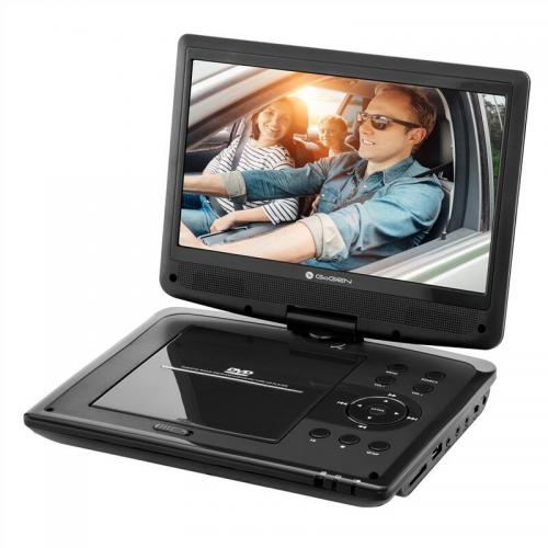 Prenosné TV a DVD prehrávače s monitorom | VIACEJ.sk