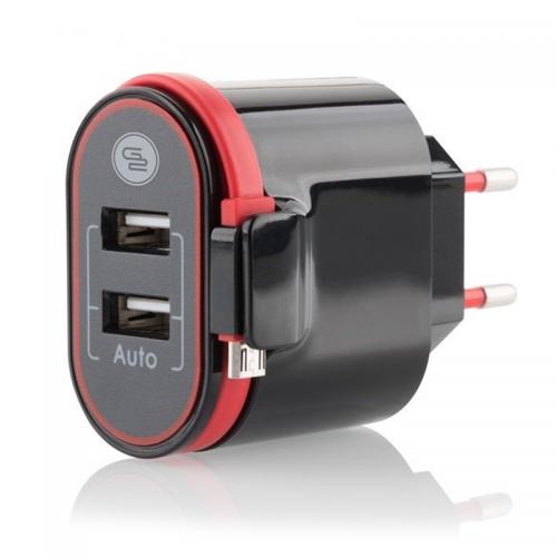 Nabíjačky USB do sieťovej zásuvky 230VAC | VIACEJ.sk