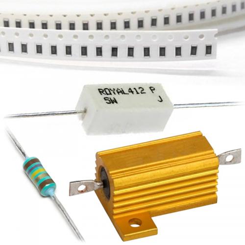 Rezistory - odpory pre elektroniku | VIACEJ.sk