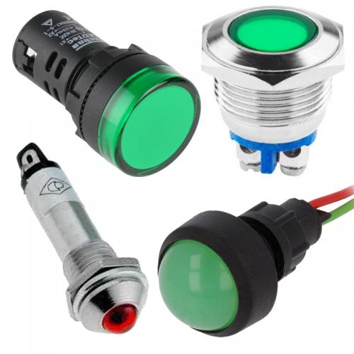 LED kontrolky | VIACEJ.sk