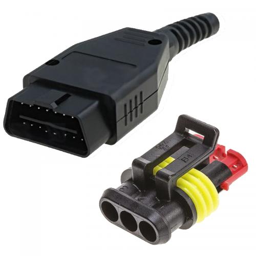 Signálové konektory do auta | VIACEJ.sk