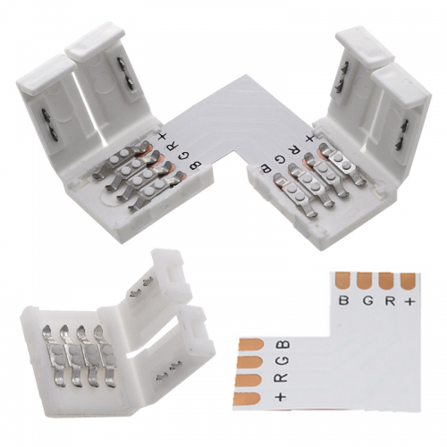 Konektory pre napájanie LED pásov | VIACEJ.sk
