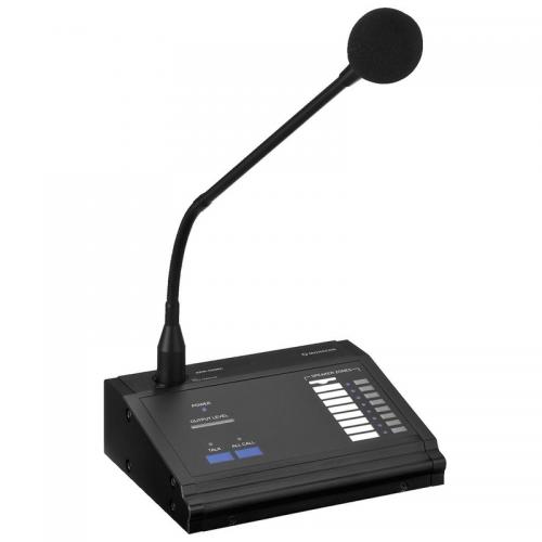 Prepážkové mikrofóny pre PA ozvučenia | VIACEJ.sk