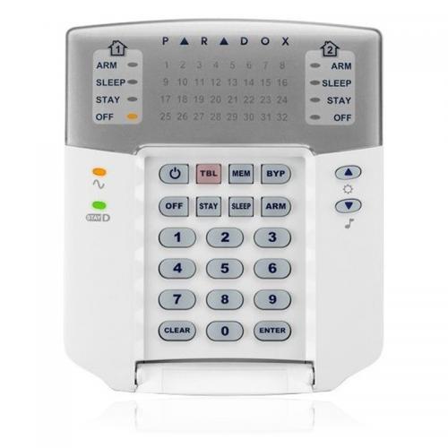 Klávesnice a diaľkové ovládania k alarmsystémom | VIACEJ.sk