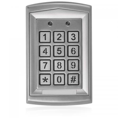 Kódové klávesnice k prístupovým systémom | VIACEJ.sk