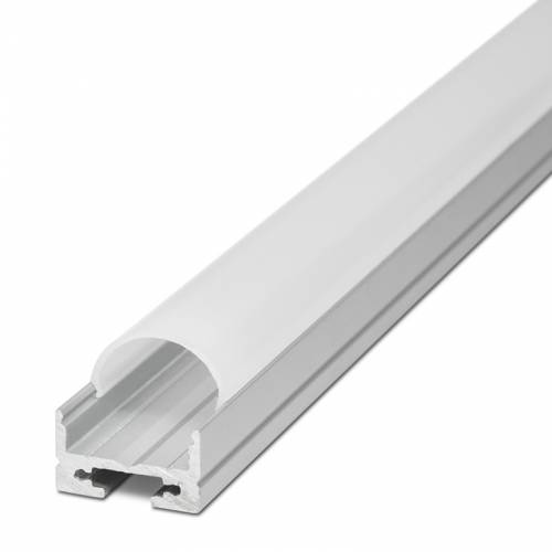 Závesné hliníkové lišty pre LED pásy | VIACEJ.sk