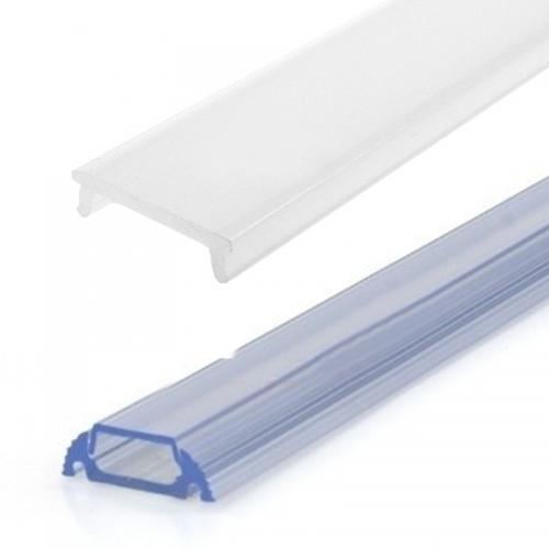 Plastové lišty a kryty pre LED pásy | VIACEJ.sk