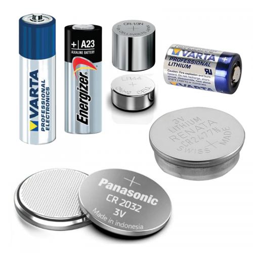 Batérie do diaľkových ovládaní | VIACEJ.sk