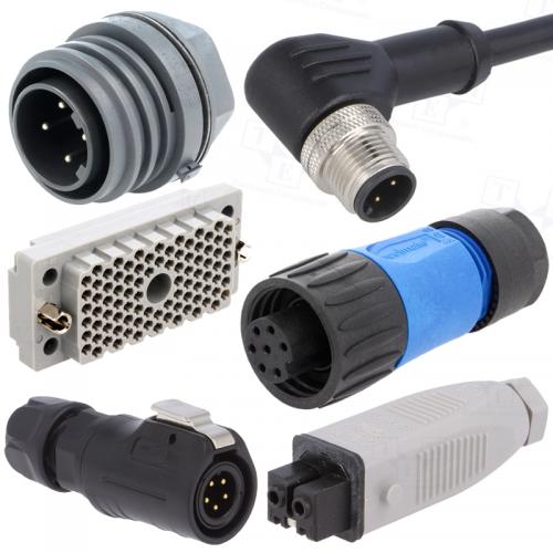 Priemyselné a iné špeciálne konektory | VIACEJ.sk