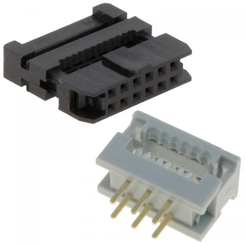 Signálové IDC konektory | VIACEJ.sk