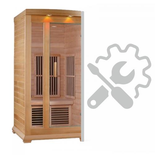 Náhradné diely pre infra sauny | VIACEJ.sk
