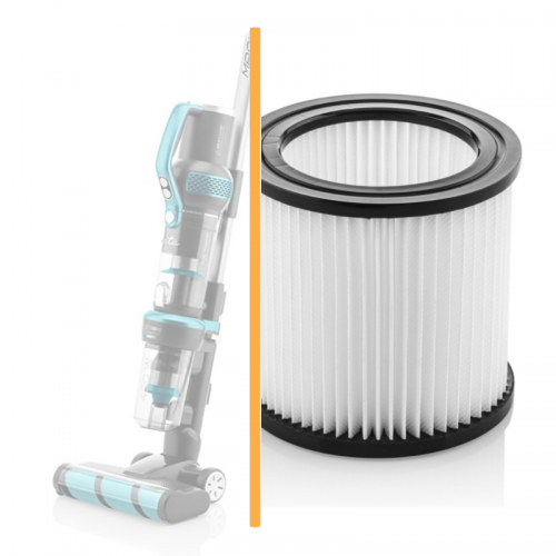 Náhradné filtre pre tyčové a ručné vysávače | VIACEJ.sk