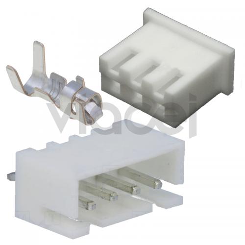 Signálové XH A2501 konektory, piny   VIACEJ.sk