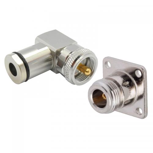Vysokofrekvenčné PL, N a UHF konektory | VIACEJ.sk